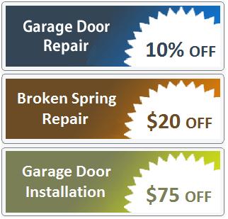 special offers garage door repair moline il
